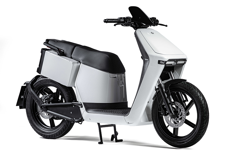 WoW! Electric scooter - Italy - Electric Motorcycles News | THE PACK