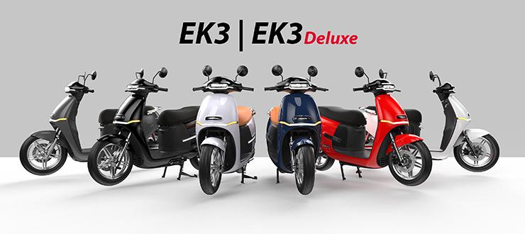 HORWI Europe EK3 - THE PACK Electric Motorcycles News