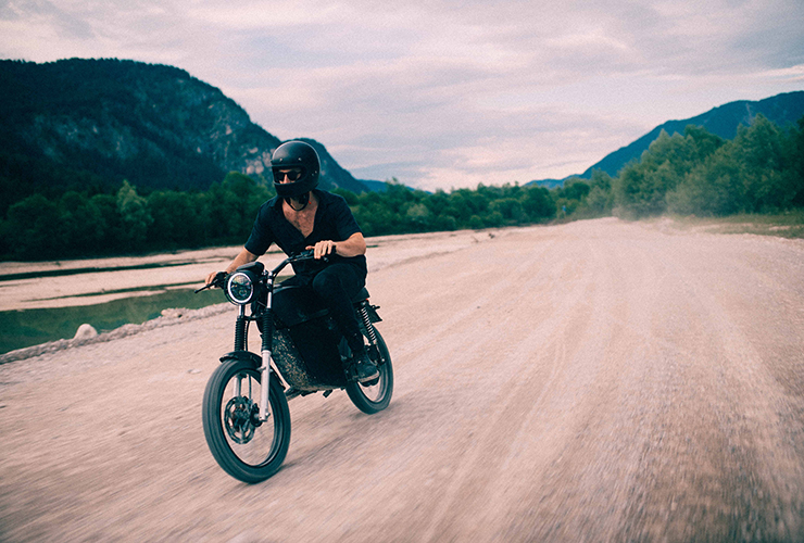 Black Tea Classic |Electric Motorcycles News |THE PACK
