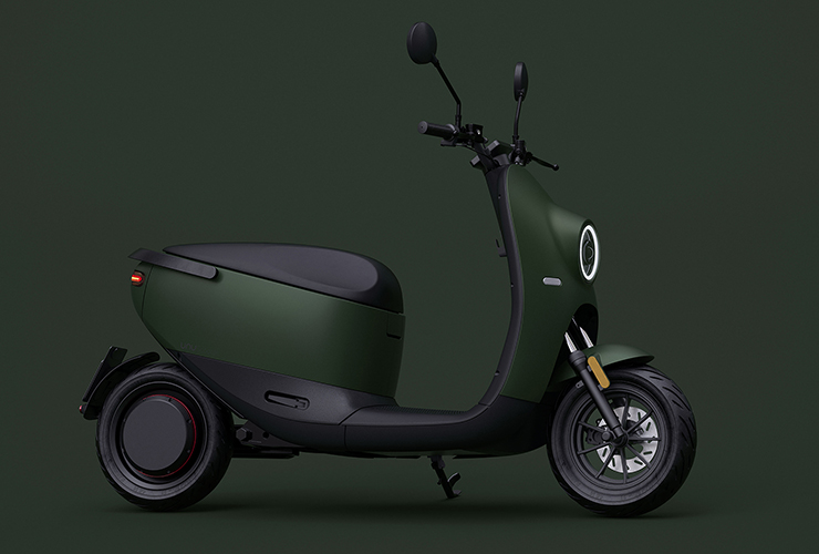 unu Motors | electric scooter | THE PACK | Electric Motorcycles News