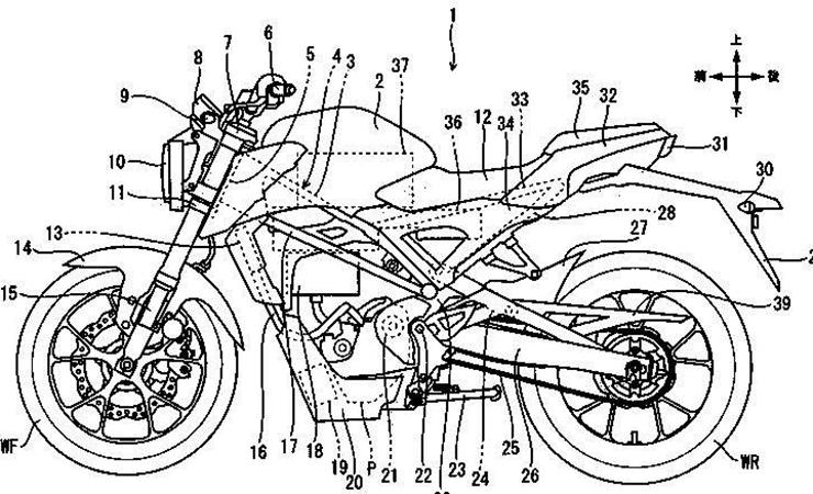 Honda - Electrek - THE PACK - Electric Motorcycles News