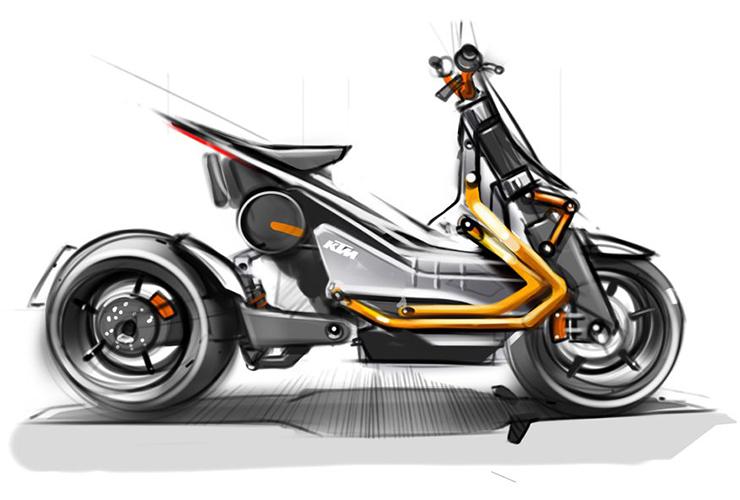 KTM - Electrek - THE PACK - Electric Motorcycles News