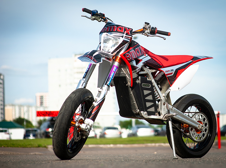 EMAX DWX 25 - EMAX Laboratory - THE PACK - Electric Motorcycles News