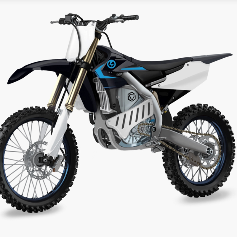 EMX Electric Motorcross bike - THE PACK - Electric Motorcycles News