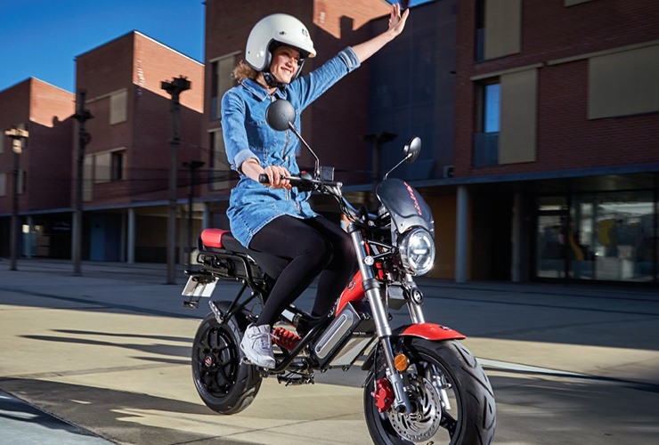 Garelli - Electrek - THE PACK - Electric Motorcycles News