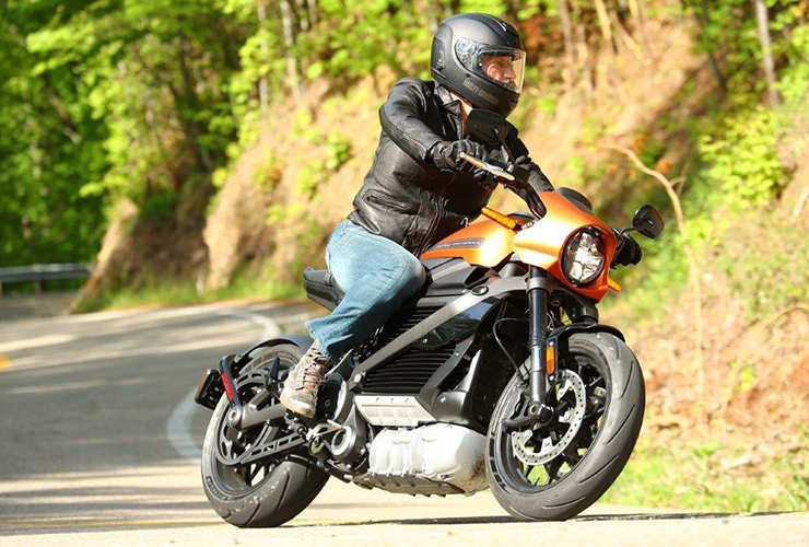Harley Davidson - LiveWire - Electrek - THE PACK - Electric Motorcycles News
