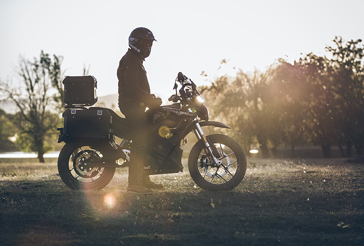 Polaris - Zero Motorcycles - THE PACK - Electric Motorcycles News