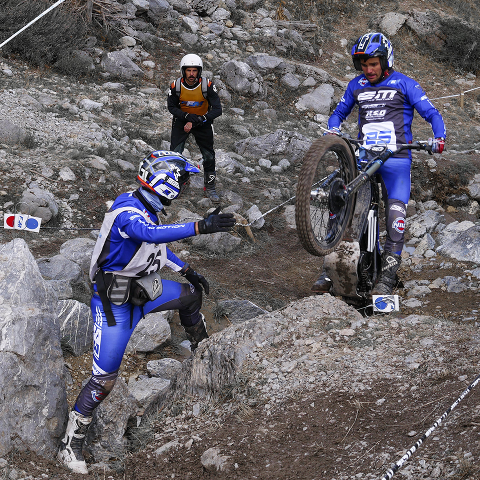 French motortrial Championship - Epure - THE PACK - Electric Motorcycles News