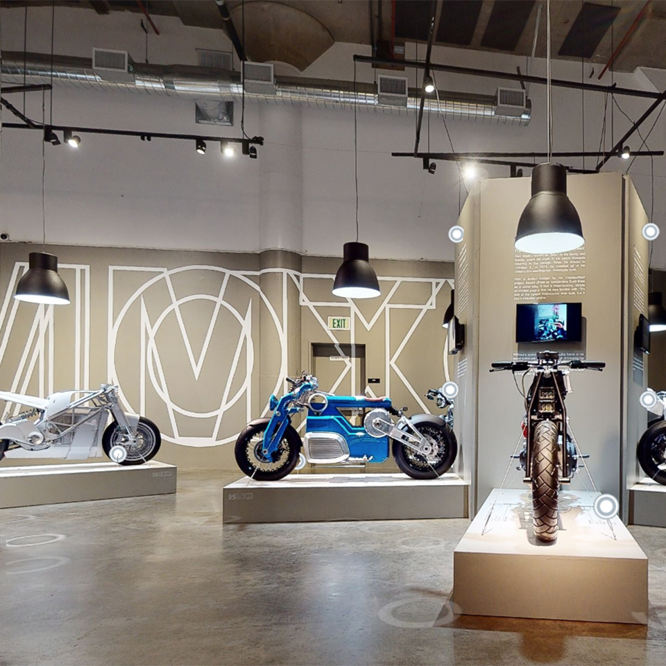 The Museum of Craft and Design (MCD) in San Francisco presents MOTO MMXX - THE PACK - Electric Motorcycles News