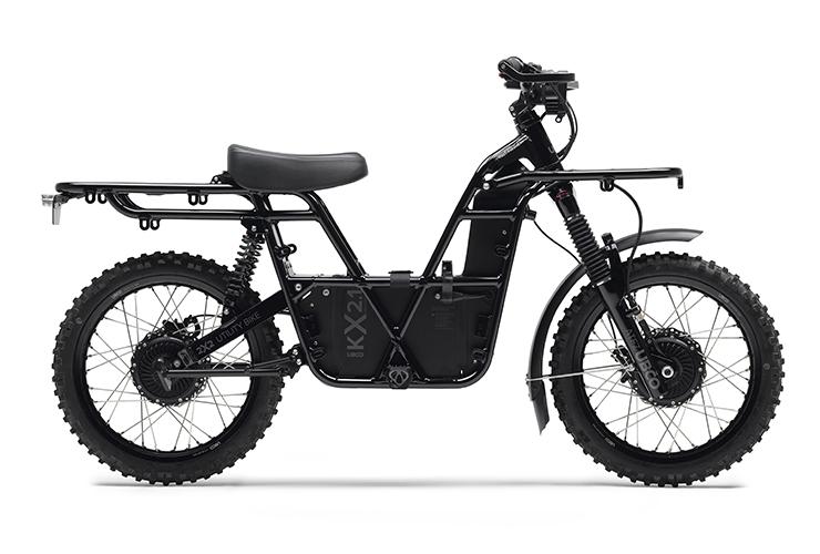 UBCO 2X2 Work Bike - Adventure Bike - THE PACK Electric Motorcycles News