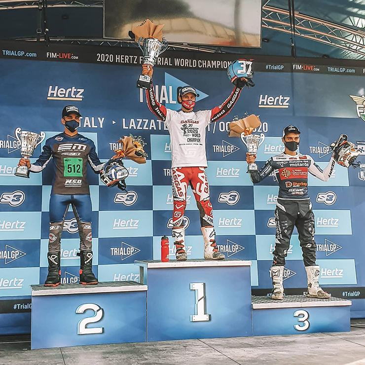 FIM Trial-E world Championship 2020