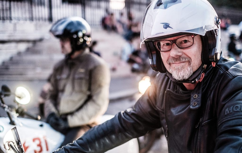 Guy Salens - THE PACK - Electric Motorcycles News