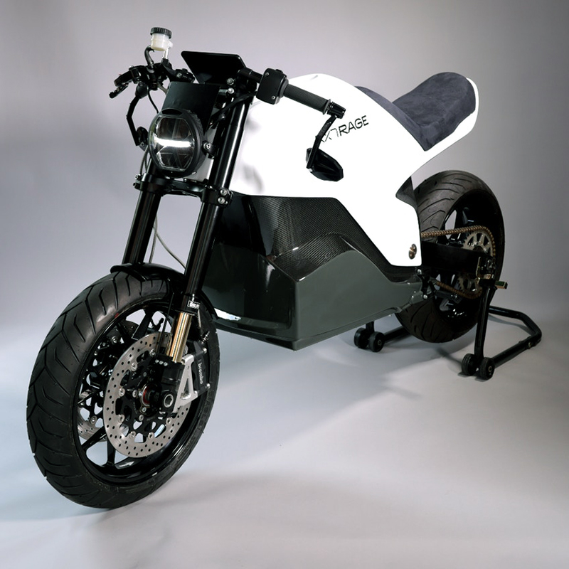 NXT Rage - THE PACK - Electric Motorcycles News