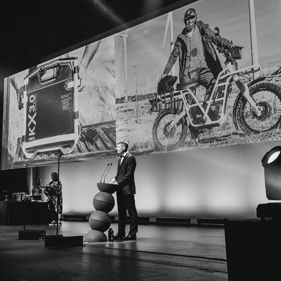 good design is good business |UBCO |THE PACK |Electric Motorcycles News