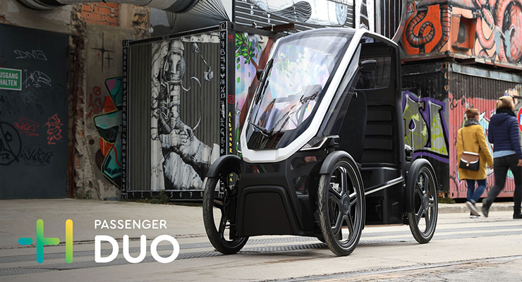 Bio-Hybrid - THE PACK - Electric Motorcycles News