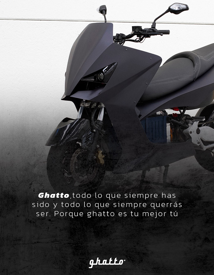 Ghatto - THE PACK - Electric Motorcycles News