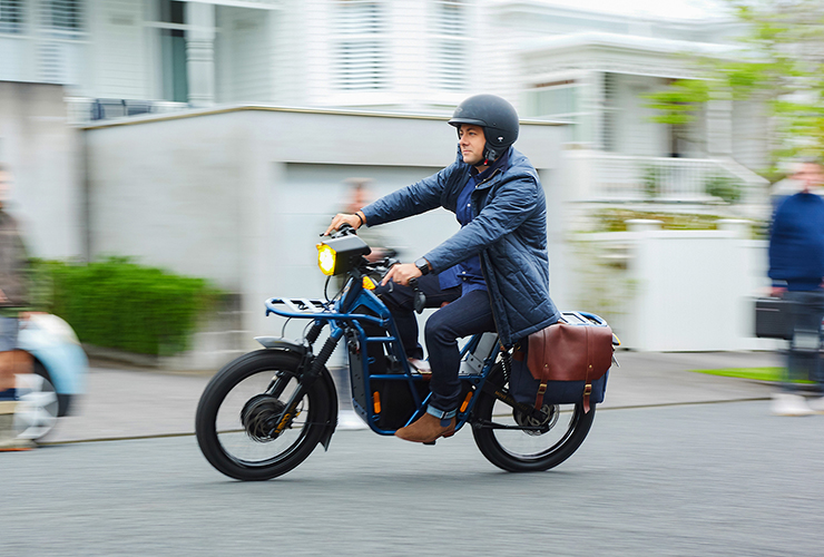 good design is good business | UBCO | THE PACK | Electric Motorcycles News