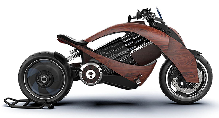 Newron Motors - Solar Impulse Foundation - THE PACK - Electric Motorcycles News