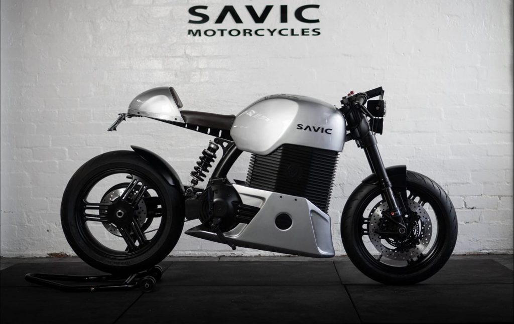 Savic Motorcycles - Dennis Savic - THE PACK - Electric Motorcycles News