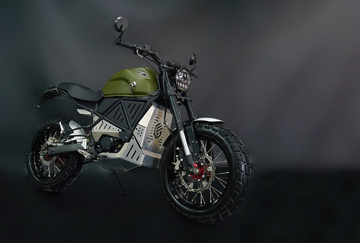 EMGo Technology - Ukraine - THE PACK - Electric Motorcycles News