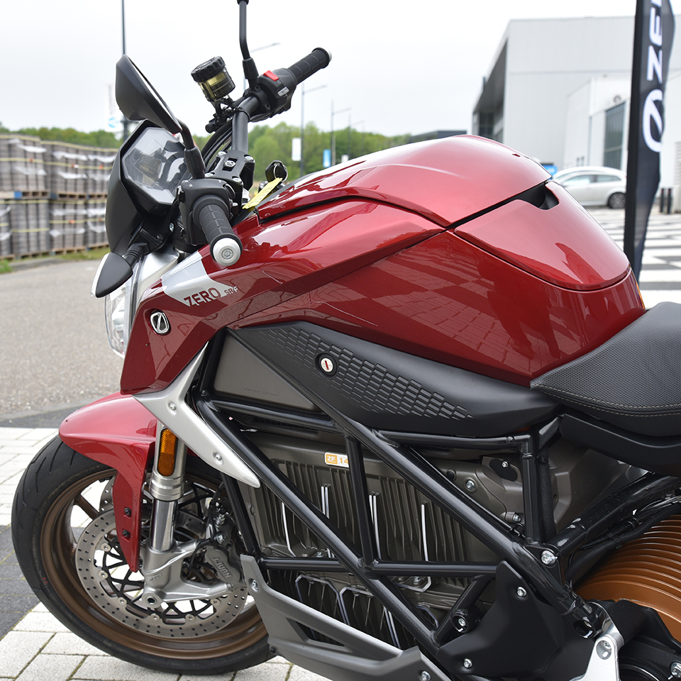Zero Motorcycles - Reneos - THE PACK - Electric Motorcycles News