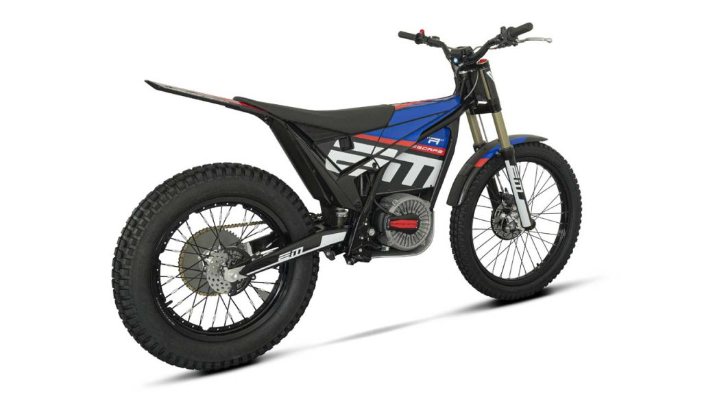 Electric Motion Escape R - 2021 - THE PACK - Electric Motorcycles News