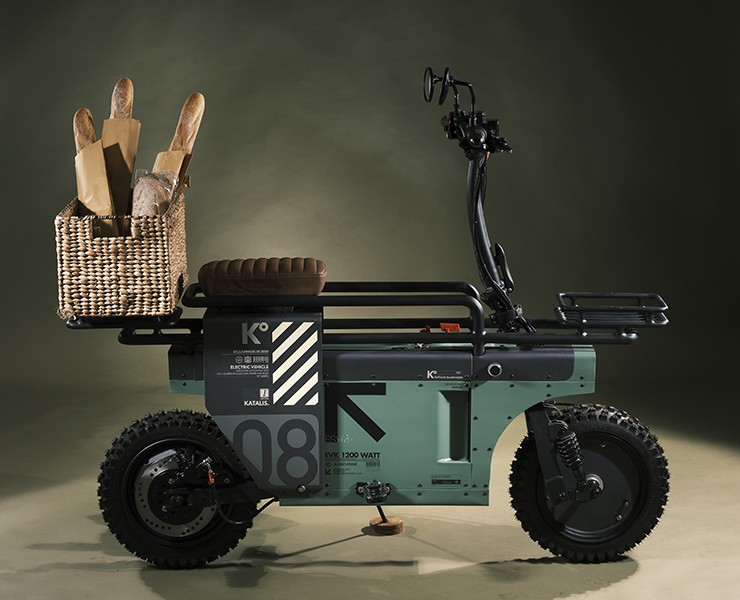 Katalis Spacebar - THE PACK - Electric Motorcycles News