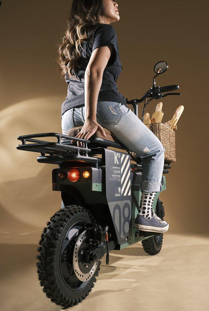 Katalis Spacebar - THE PACK - Electric Motorcycles News
