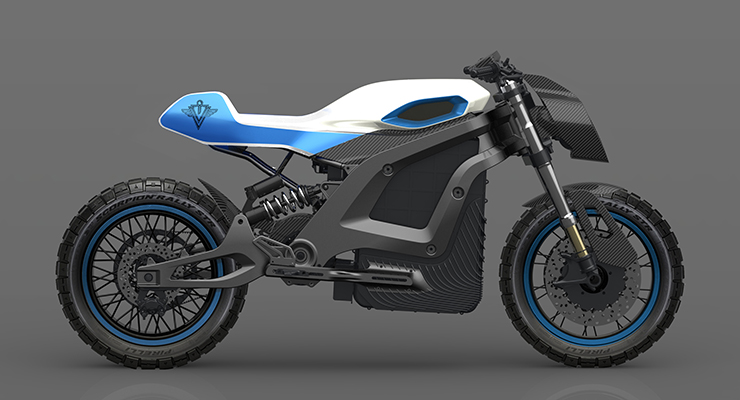Italian Volt - Tazzai Group - THE PACK - Electric Motorcycles News