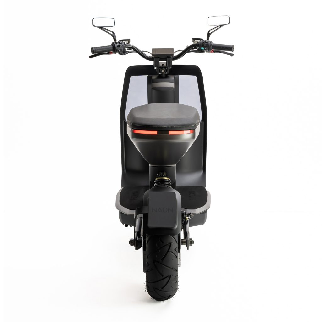 NAON - Berlin - THE PACK - Electric Motorcycles News