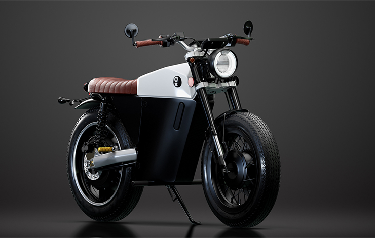 OX One - OX Motorcycles - Pablo Baranoff Dorn Design - THE PACK - Electric Motorcycles News