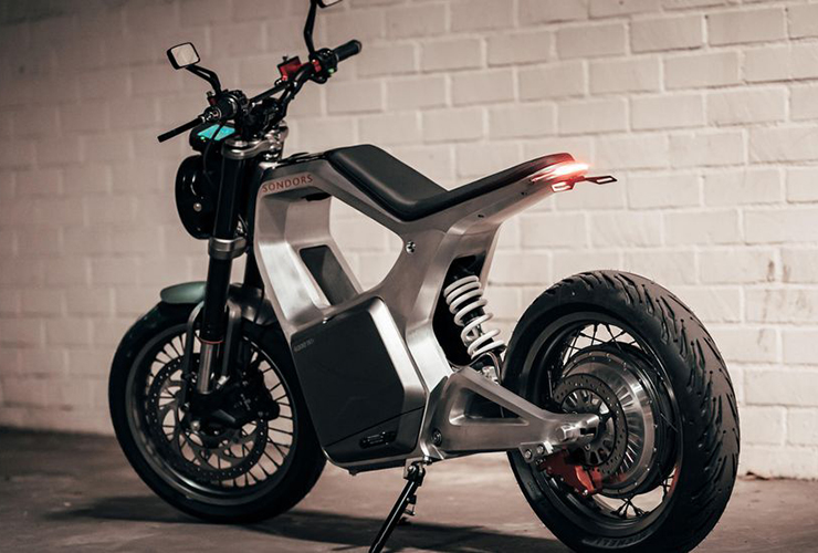 SONDORS Metacycle - THE PACK - Electric Motorcycles News