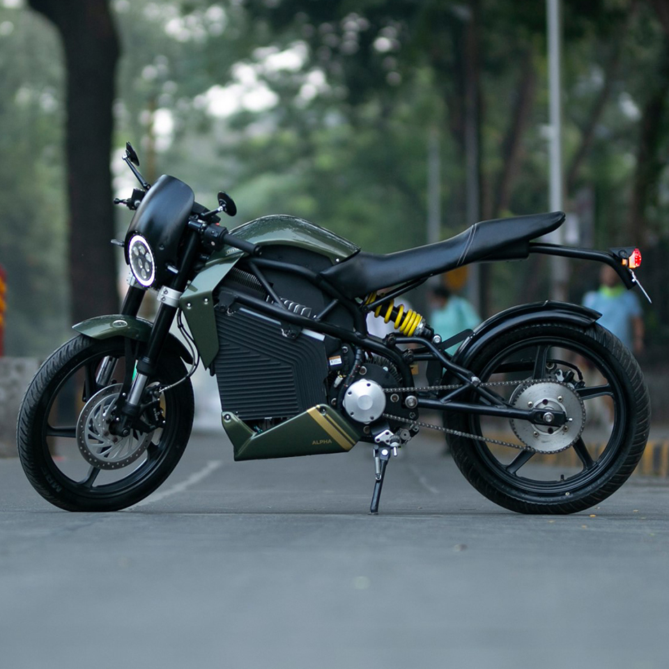 Amber Automotive - Investment - THE PACK - Electric Motorcycles News