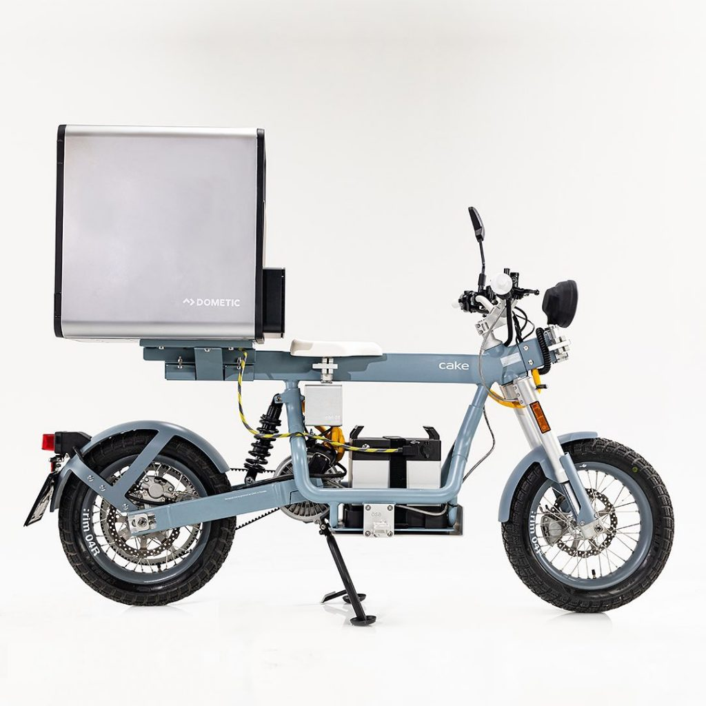 CAKE - Dometic - THE PACK - Electric Motorcycles News