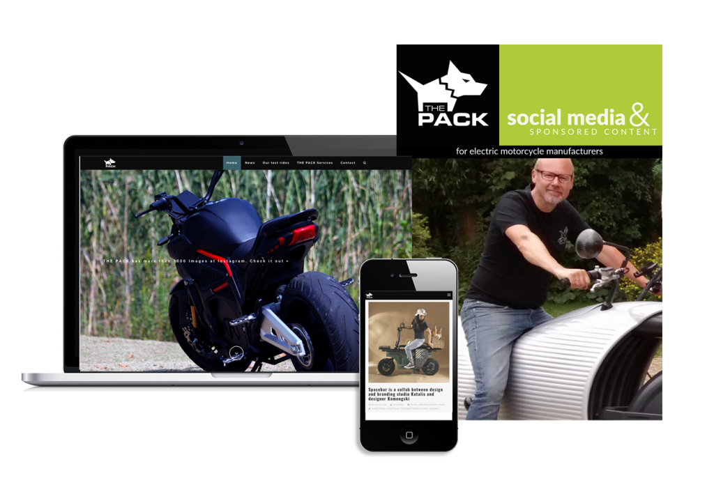 THE PACK PRO - B2B - LEV COMPANIES - Electric Motorcycles News