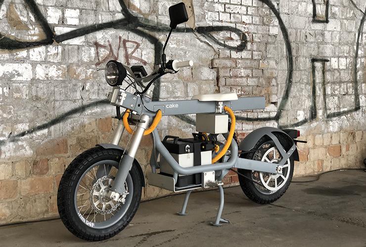 CAKE wins Chicago Athenaeum's 2020 GOOD DESIGN Award for the Ösa electric motorcycle