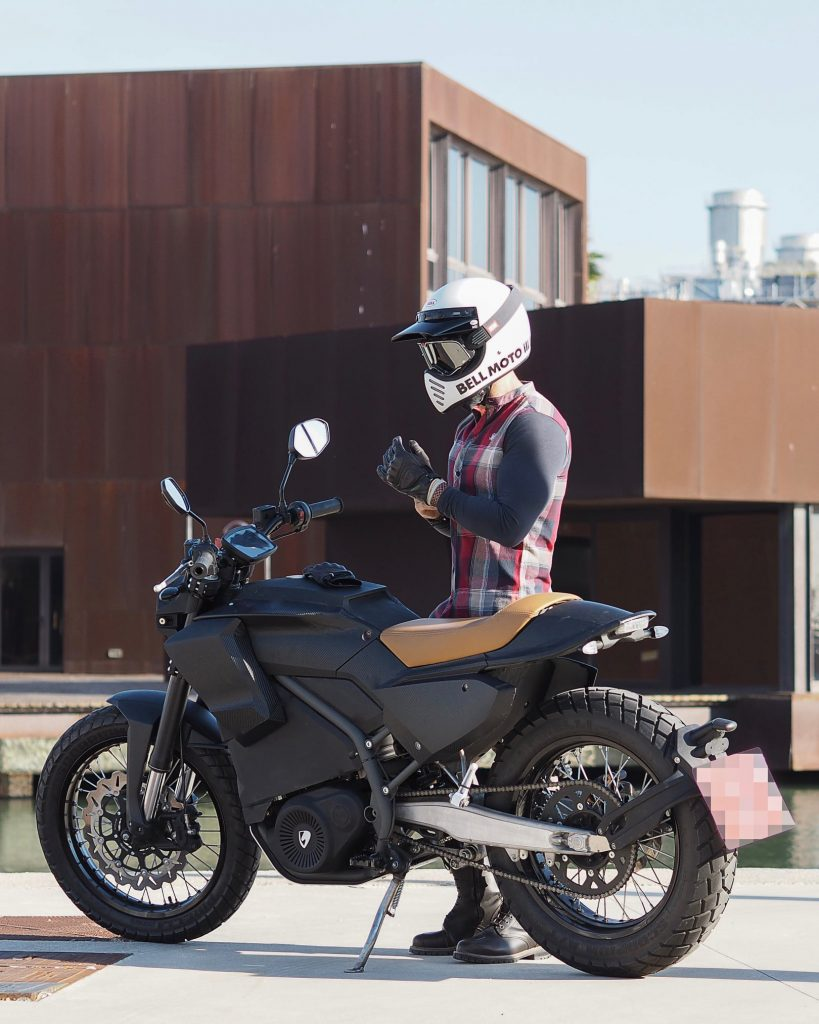E-track Pursang Motorcycles |E-center Benelux |THE PACK |Electric Motorcycles News