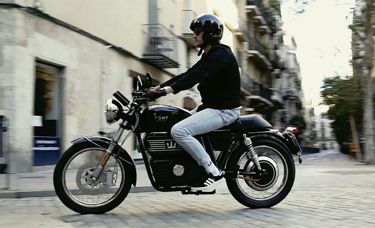 RGNT Motorcycles |E-center Benelux |THE PACK |Electric Motorcycles News
