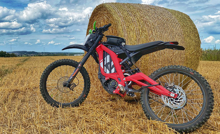 Sur-Ron-center | Endurofun België | THE PACK | Electric Motorcycles News