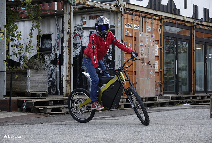bykstar |e-bike or motorcycle? |THE PACK |Electric Motorcycles News