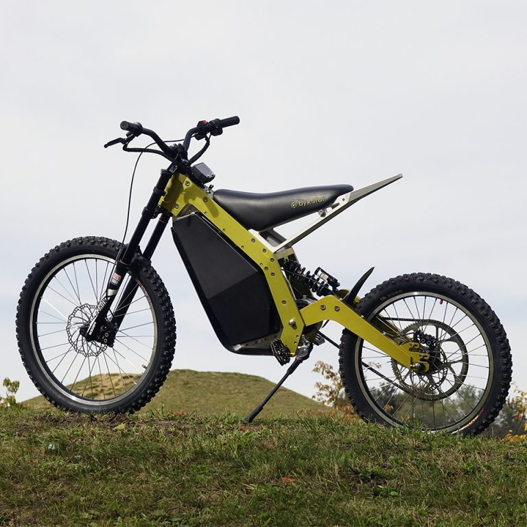 bykstar | e-bike or motorcycle? | THE PACK | Electric Motorcycles News