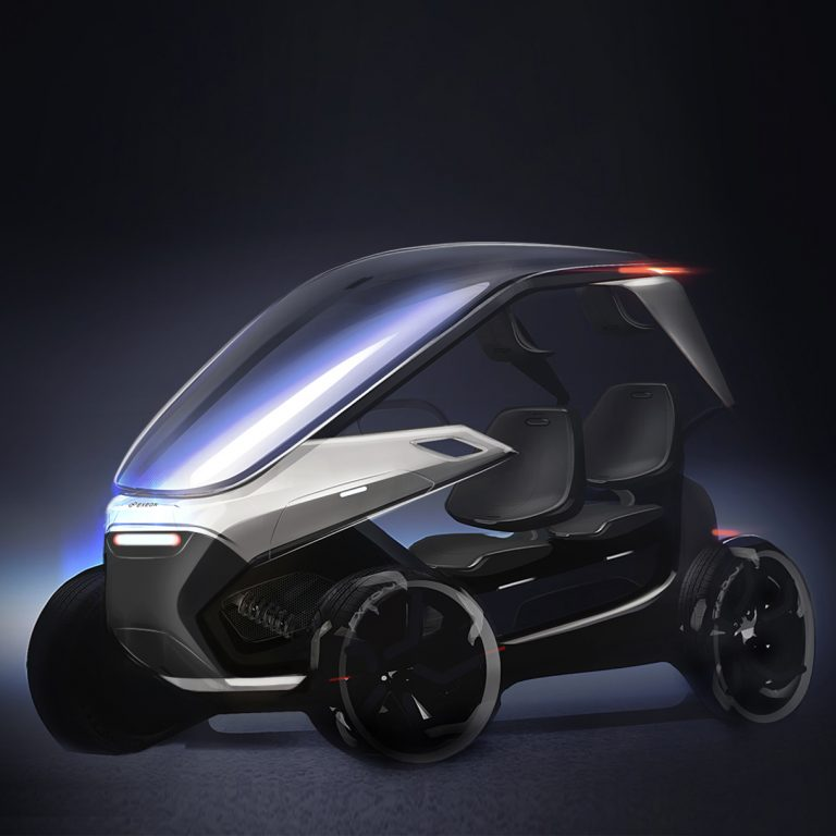 EXEON - EDS - Micromobility - THE PACK - Electric Motorcycles News