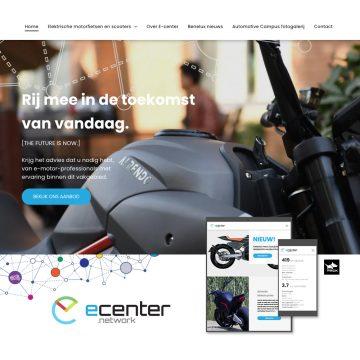 e-center-network-social-media