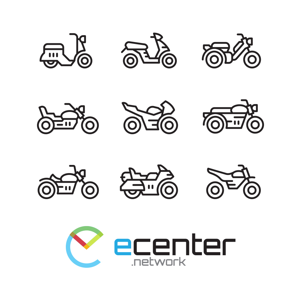 E-center Network Benelux Shop - THE PACK - Electric Motorcycles News