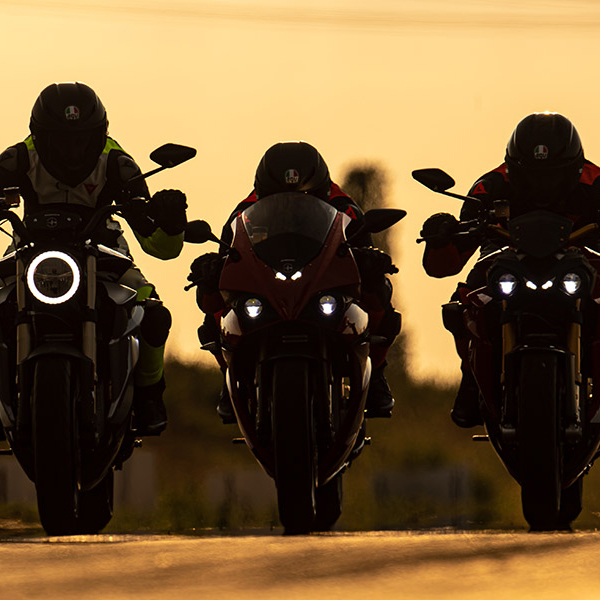Energica Motor Company - THE PACK - Electric Motorcycles News