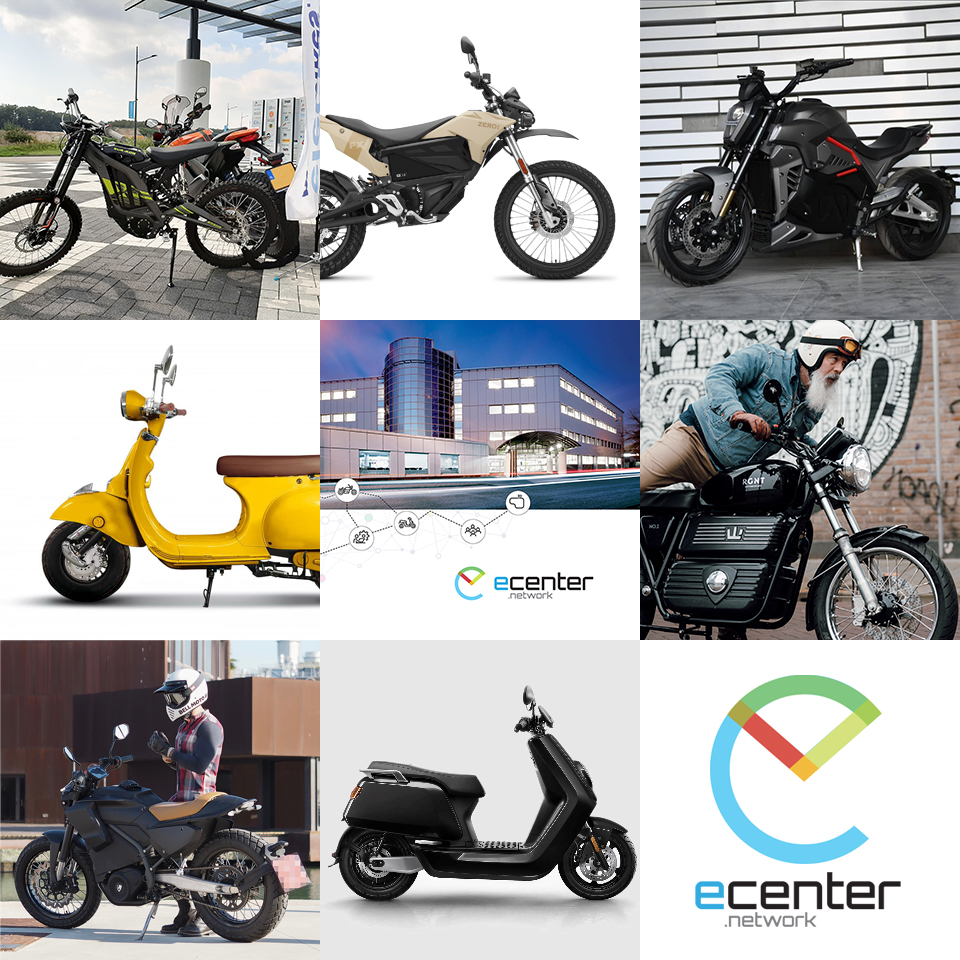 E-center Benelux | THE PACK | Electric Motorcycles News
