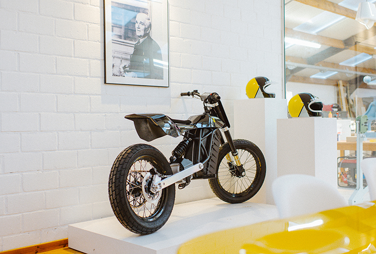 Trevor Motorcycles - Electric dirt bike TREVOR DTRe STELLA - THE PACK - Electric Motorcycles News