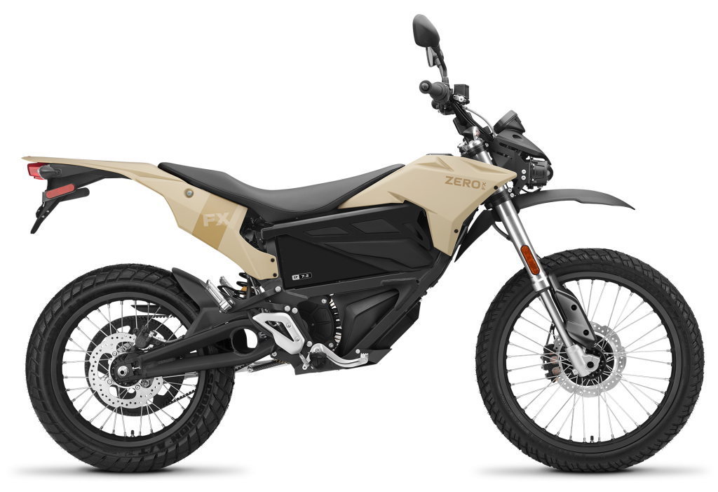 E-center |THE PACK |Zero FX - Zero Motorcycles |Electric Motorcycles News
