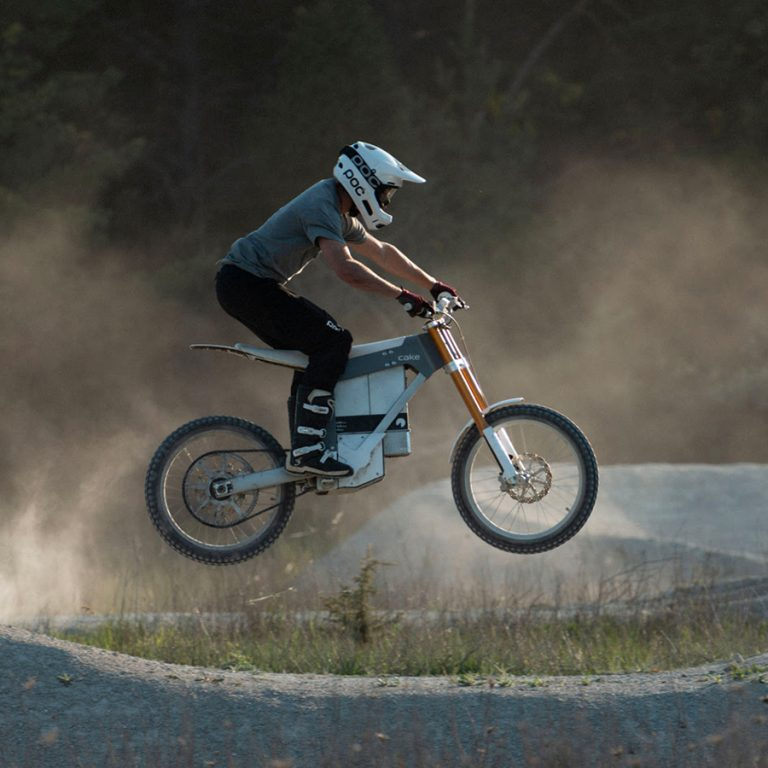 Cake California - THE PACK - Electric Motorcycles News