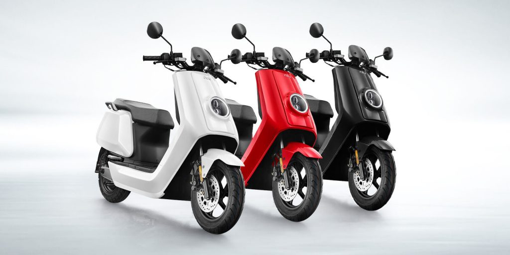E-center | THE PACK | NIU scooter | Electric Motorcycles News